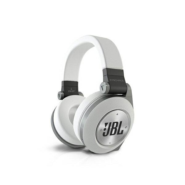 Bluetoothヘッドホン JBL Synchros E50BTWHT (ホワイト)【送料無料】 【Bluetoothヘッドホン】ワイヤレス・ミュージック・シェアリング機能搭載Bluetoothヘッドホン