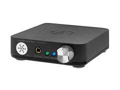 ハイレゾ音源ならではのリアルな空気感と臨場感を再現する24bit/192kHz対応ヘッドホンアンプ。...