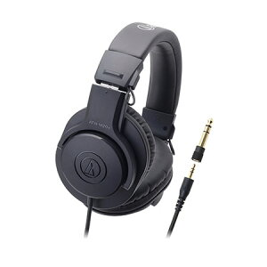 audio-technica(オーディオテクニカ) ATH-M20X 密閉型ヘッドホン/モニタ…