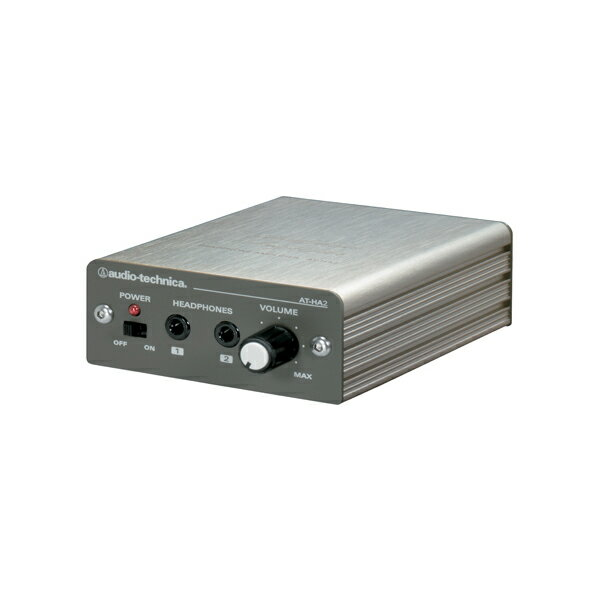 アンプ, ヘッドホンアンプ audio-technica AT-HA2 AV1