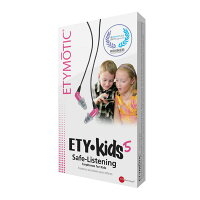 EtymoticResearch(エティモティックリサーチ)ETY・KidsPinkピンク(EK5-Pink)子供用イヤホン(イヤフォン)【送料無料】