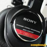 【】SONY(ソニー) MDR-CD900ST プロ仕様のスタジオモニター【ヘッドホン】【ヘッドフォン】
