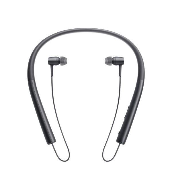 Bluetoothイヤホン SONY(ソニー) MDR-EX750BT チャコールブラック h.ear in Wireless 【送料無料】 【Bluetooth イヤホン】【Bluetooth イヤフォン】ソニー開発のコーデック「LDAC」でハイレゾを楽しめるBluetoothワイヤレスイヤホン(イヤフォン)