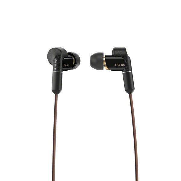 SONY(ソニー) XBA-N3 ハイレゾ対応カナル型イヤホン(イヤフォン)【送料無料】 ハイブリッド3ドライバ搭載ハイレゾ対応高音質カナル型イヤホン