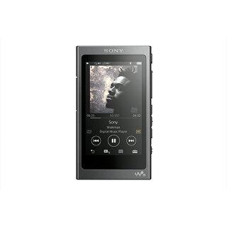 【新製品】SONY(ソニー) NW-A35 BM チャコールブラック 16GB ハイレゾ対応タッチパネル搭載ウォークマン Aシリーズ【送料無料】
