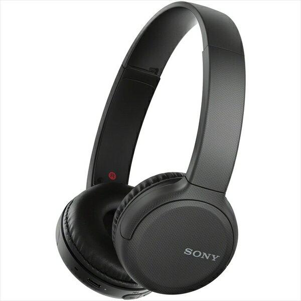 オーディオ, ヘッドホン・イヤホン SONY Bluetooth WH-CH510 BZ 1