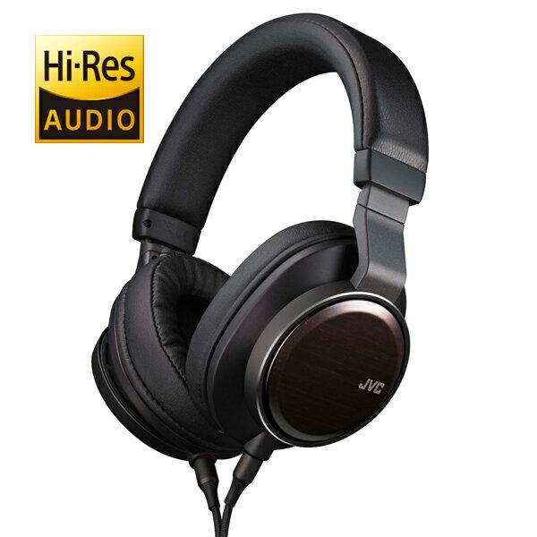 ハイレゾ対応ヘッドフォン「WOOD 01」(HA-SW01)