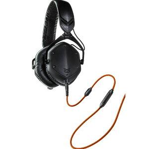 【ポイント10倍!】v-moda(ブイモーダ) Crossfade M-100 Matte Black(M100-MatteBlk)【送料無料】おしゃれなヘッドホン(ヘッドフォン)