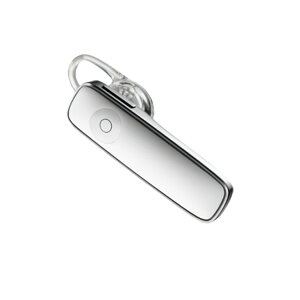 デュアルマイクが周囲の雑音をカットスマートフォンに最適なBluetooth ヘッドセットPlantronics...