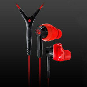 yurbuds(ヤーバッズ) INSPIRE 400 red/black(YBIMINSP04…
