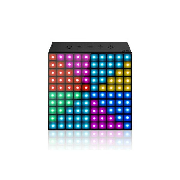 Bluetooth ワイヤレススピーカー Divoom AuraBox  フルカラーLED搭載スピーカー