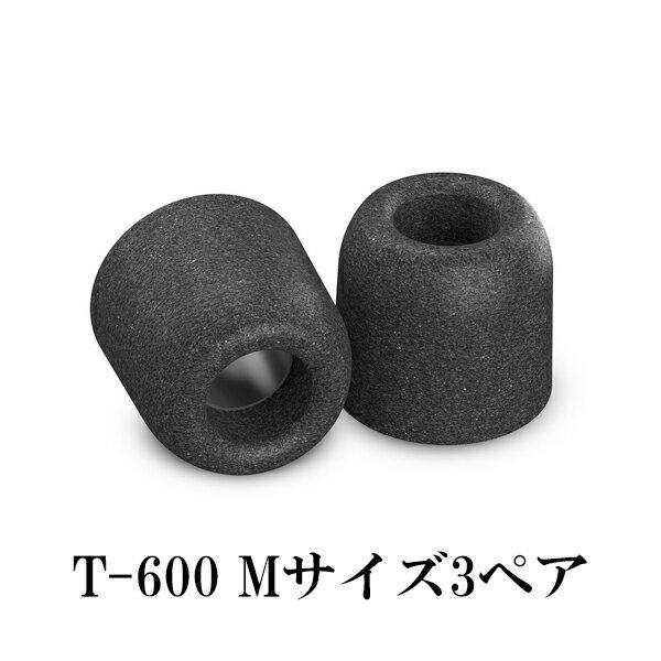 ヘッドホン・イヤホン用アクセサリー, イヤーピース  Comply Comply T-600 BLACK M(3)