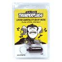 【ライブグッズ 耳栓】Safe Ears(セーフイヤーズ) Thunderplugs ブリスター 聴覚障害予防/難聴予防向け耳栓【イヤープロテクター】