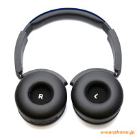 BluetoothワイヤレスヘッドホンAKGY50BTブルー【AKGヘッドホン】【送料無料】