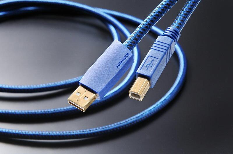 オーディオ用アクセサリー, その他 FURUTECH GT2 USB-B1.2m USB A-B type