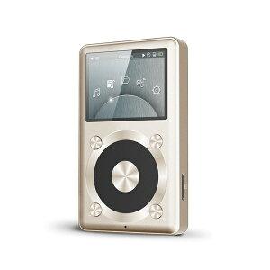 FiiO X1 GOLD(ゴールド)【コンパクトハイレゾ対応デジタルオーディオプレイヤー】【送…