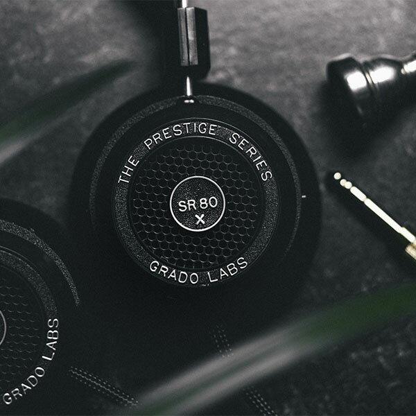 オーディオ, ヘッドホン・イヤホン GRADO SR80x