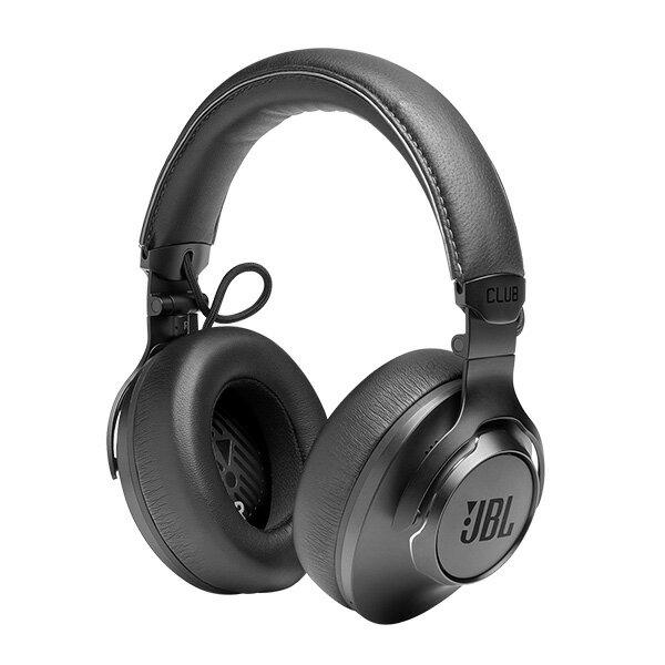 JBLCLUBONE JBLCLUBONEBLK Bluetoothワイヤレスヘッドホンノイズキャンセリングマイク付き外音取り込