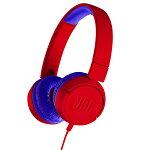 【ご予約受付中】JBLJR300レッド/ブルー【JBLJR300RED】【12月1日発売予定】子供用ヘッドホンキッズヘッドフォン
