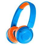 【ご予約受付中】JBLJR300BTブルー/オレンジ【JBLJR300BTUNO】【12月1日発売予定】子供用ワイヤレスヘッドホンBluetoothキッズヘッドフォン