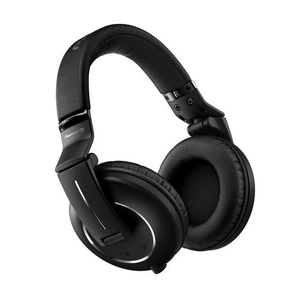 Pioneer(パイオニア) HDJ-2000MK2-K(ブラック)【送料無料】プロDJ用のフラッグシップモデルヘッドホン(ヘッドフォン) プロフェッショナルDJヘッドホン