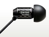 ZEROAUDIOCARBOTENORE(ZH-DX200-CT)カナル型イヤホン/コスパイヤホン/ダイナミック型イヤホン(イヤフォン)【送料無料】
