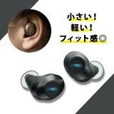 完全ワイヤレス イヤホン radius HP-T50BTK ブラック 【送料無料】 Bluetooth イヤホン 【1年保証】