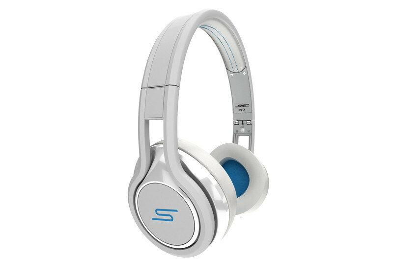 【アウトレットセール品】SMS Audio STREET by 50 Wired On Ear Headphones-White (SMS-ONWD-WHT)【送料無料】おしゃれなヘッドホン(ヘッドフォン) 50CENTプロデュースのヘッドホン!※未開封新品ですが、アウトレットにつきパッケージにキズや日焼け等ある場合がございます。