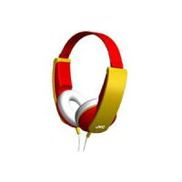 JVCTINYPHONES(HA-KS1-R)レッド【送料無料】キッズヘッドホン(ヘッドフォン)子供向け/キッズ用
