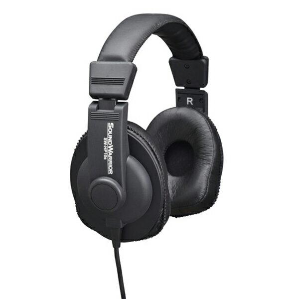 SOUND WARRIOR サウンドウォーリア SW-HP10s 高音質 ヘッドホン モニターヘッドホン 密閉型ヘッドホン ヘッドフォン 【1年保証】【送料無料】