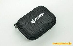 イヤホンケース須山補聴器 FitEar セミハードケースFitEarのイヤホンケース