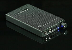 xDuoo (エックスデュオ) XP-01 DACアンプ【送料無料】アンプ(ポータブルヘッドホンアンプ)...