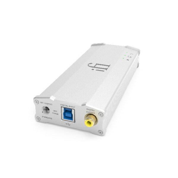 iFI-Audio Micro iDAC2(据置型USB入力専用DAC)【送料無料(代引き不可)】