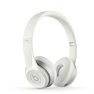 【ポイント10倍!】【新製品】Beats by Dr.Dre(ビーツ) Solo2 WHITE(BT ON SOLO2 WHT)【国内正規流通品】【3ボタン】【送料無料】おしゃれなヘッドホン(ヘッドフォン)MONSTERからbeatsブランドへ