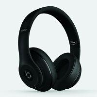 BeatsbyDr.Dre(ビーツ)Studioワイヤレス(マットブラック)Bluetoothワイヤレスヘッドホン【国内正規流通品】ワイヤレスオーバーイヤーヘッドフォン【送料無料】モンスターからbeatsブランドへ
