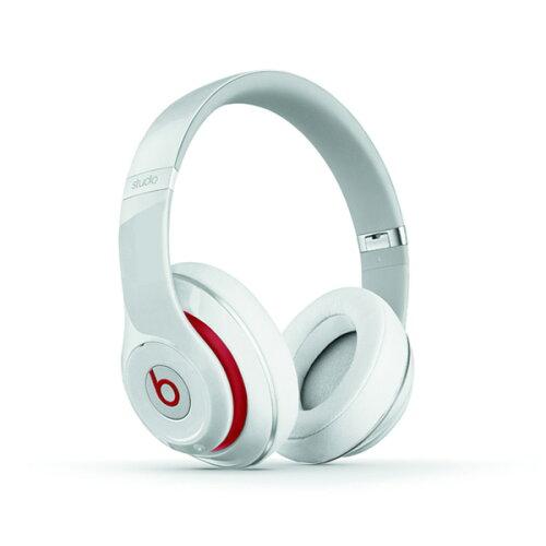 Beats by Dr.Dre(ビーツ) Studio オーバーイヤーヘッドフォン - ホワイト【送料...
