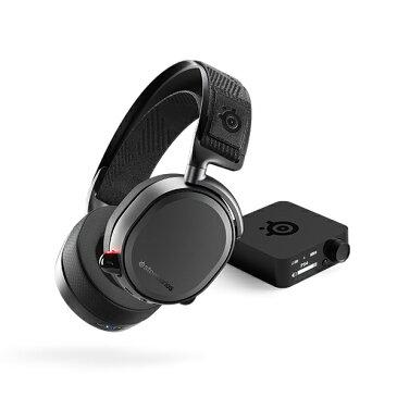 ゲーミングヘッドセット SteelSeries スティールシリーズ Arctis Pro Wireless【送料無料】 ハイレゾ対応 高音質 PC/PS4対応 テレワーク マイク付き ヘッドホン ワイヤレスヘッドセット 【1年保証】