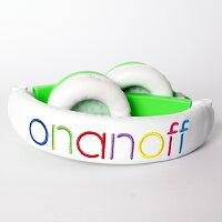 【新色】【折り畳み可!】onanoffTravelbuddyphoneグリーン(BP-FD-GREEN)キッズヘッドホン