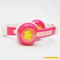 onanoff(オナノフ)TravelBuddyPhonesExplorePink(ピンク)折りたたみ可能タイプかわいい子供用ヘッドホン(ヘッドフォン)