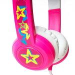 onanoff(オナノフ)BuddyPhonesStandardPink(ピンク)かわいい子供用ヘッドホン(ヘッドフォン)