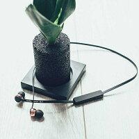 SUDIO(スーディオ)VASABlaBlack【SD-0015】Bluetoothイヤホン(イヤフォン)北欧生まれのおしゃれなカナル型イヤホン【送料無料】