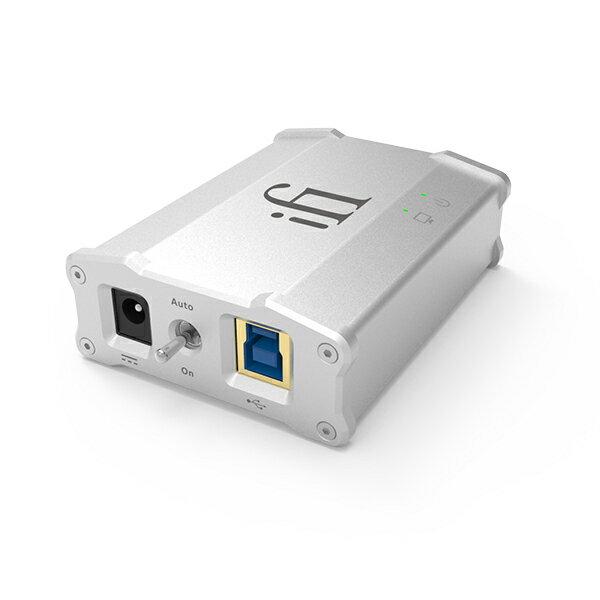 iFI-Audio nano iUSB 3.0【送料無料】PCオーディオ USBパワーサプライ 軍事用レーダーの技術をオーディオに応用し、ノイズキャンセル。音楽とともに過ごす静寂の夜を実現する