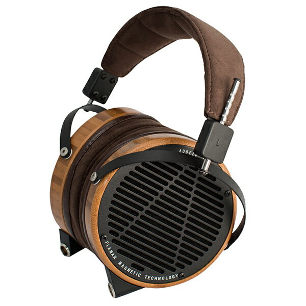 オーディオ, ヘッドホン・イヤホン  AUDEZE LCD-2 bambooMicrosuede(leather-fre e) with Travel CaseLCD2-LF-B-TC() 1