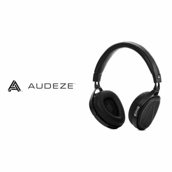 オーディオ, ヘッドホン・イヤホン AUDEZE SINE Deluxe open back headphones wstandard cable() 1