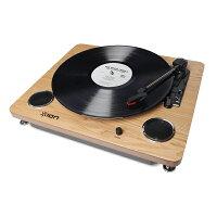 【レコードプレーヤー】ION(アイオン) Archive LP -Digital Conversion Turntable with Built-in Stereo Speakers- USB端子/ステレオスピーカー搭載オールインワン・ターンテーブル