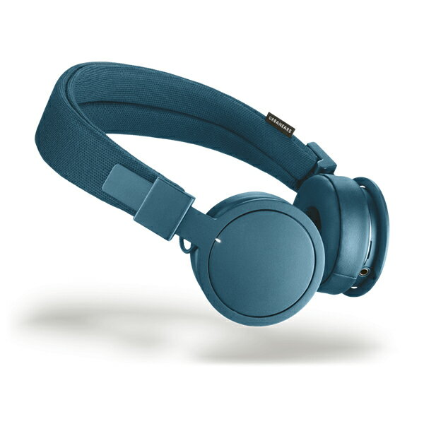 URBANEARS PLATTAN ADV Wireless Indigo【送料無料】Bluetoothワイヤレスヘッドホン(ヘッドフォン) ハンズフリー通話可能、ヘッドバンドを取り外して洗えるワイヤレスヘッドホン