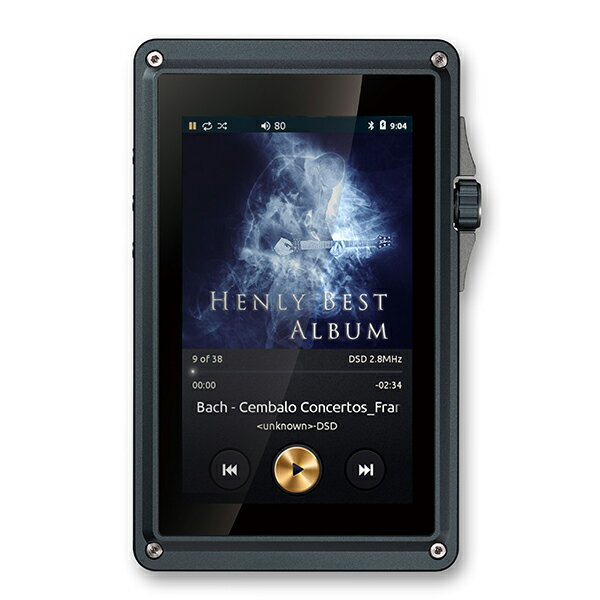 audio-opus OPUS#2 ポータブルハイレゾプレイヤー【送料無料(代引き不可)】:eイヤホン