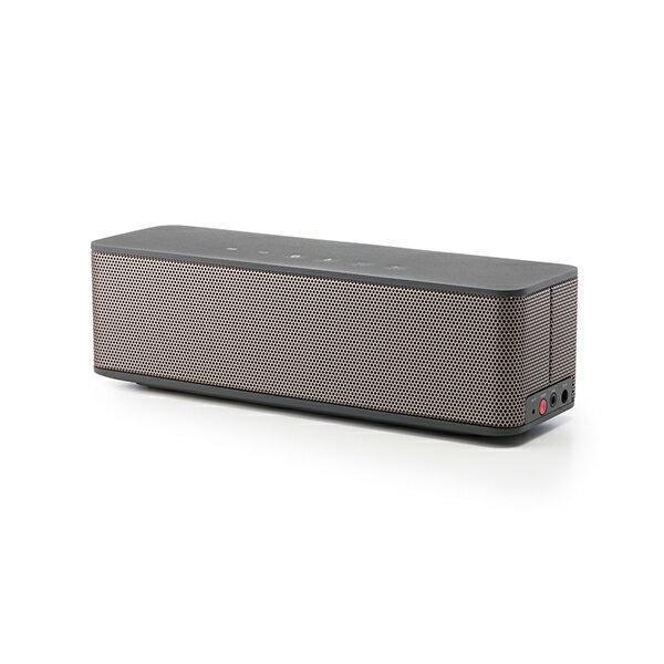 Bluetoothワイヤレススピーカー CP-SO500H-BK ハイレゾポータブルスピーカー ブラック【送料無料】 2Wayバイアンプ駆動のBluetoothワイヤレススピーカー