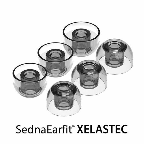 イヤーピース「SednaEarfit XELASTEC」