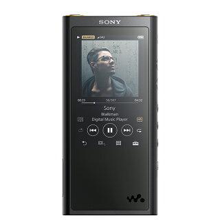 【新製品】SONY(ソニー) NW-ZX300 BM ブラック【送料無料】ウォークマン ZXシリーズ 64GB